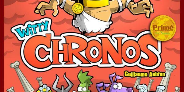 Witty Chronos, vu de près...