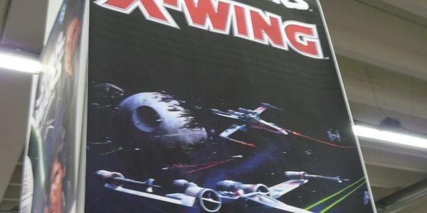 X-Wing : Un Jedi dans son élément...