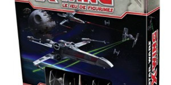 X-Wing is back