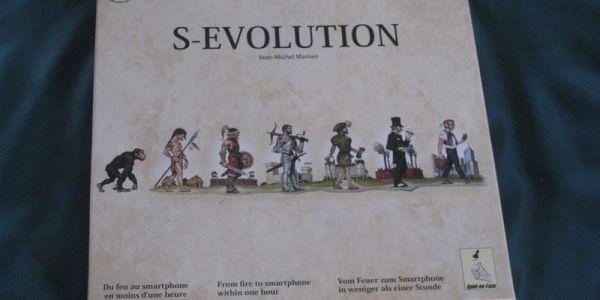 Y'a quoi dans S-Evolution