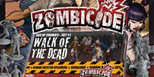 des news de Zombicide !