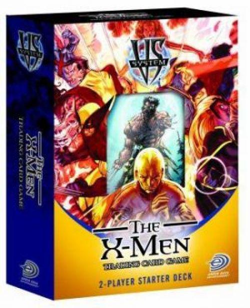 Vs System - Starter Deck : The X-Men