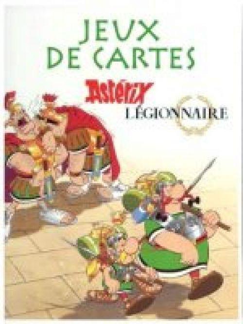 Jeux de cartes Astérix légionnaire