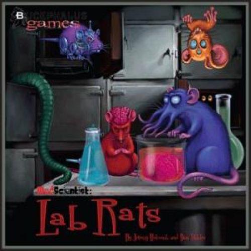 Mad Scientist : Lab Rats