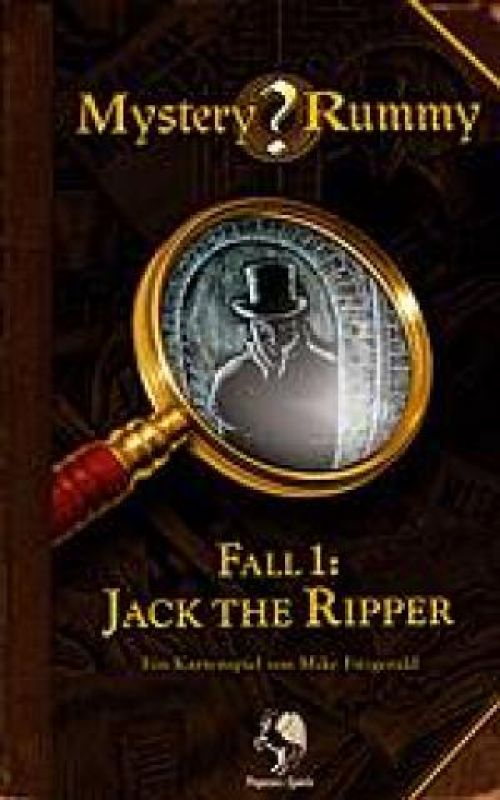 Mystery Rummy #1 Jack the Ripper