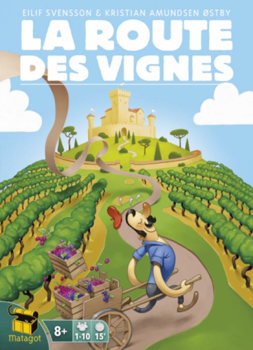 La route des vignes