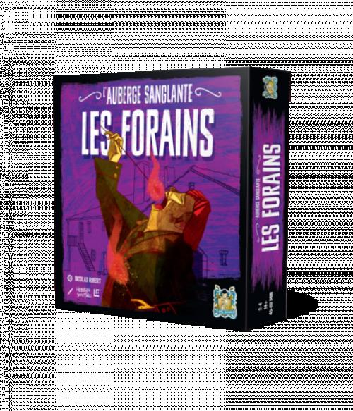 L'Auberge Sanglante : Les Forains