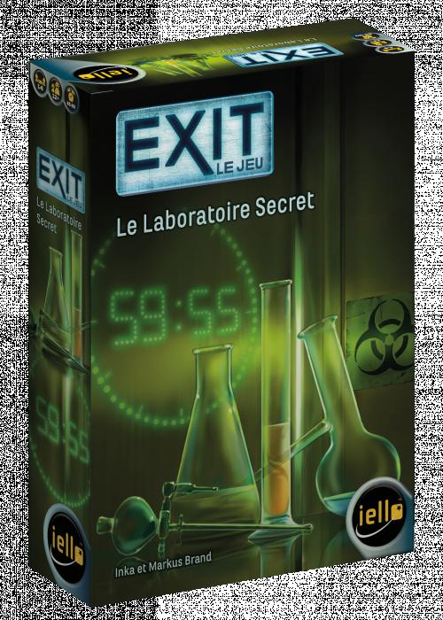 EXIT - Le Laboratoire Secret