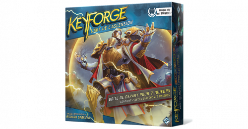 KeyForge : L'Âge de l'Ascension