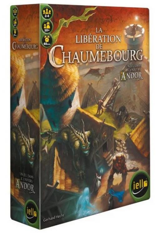 La Libération De Chaumebourg