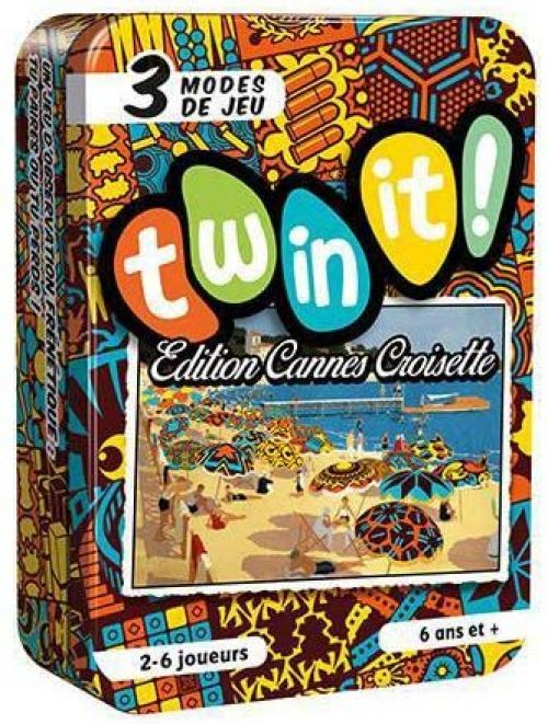 Twin It - Edition Cannes croisette