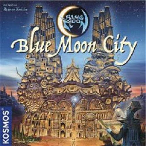 Blue Moon City