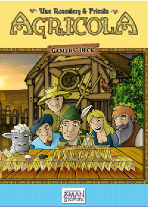 Agricola Gamer's Deck