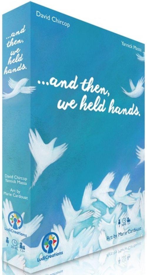 ...and then, we held hands.