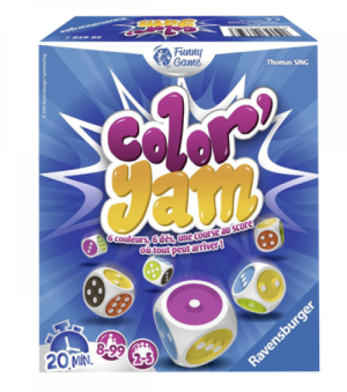 Color' Yam