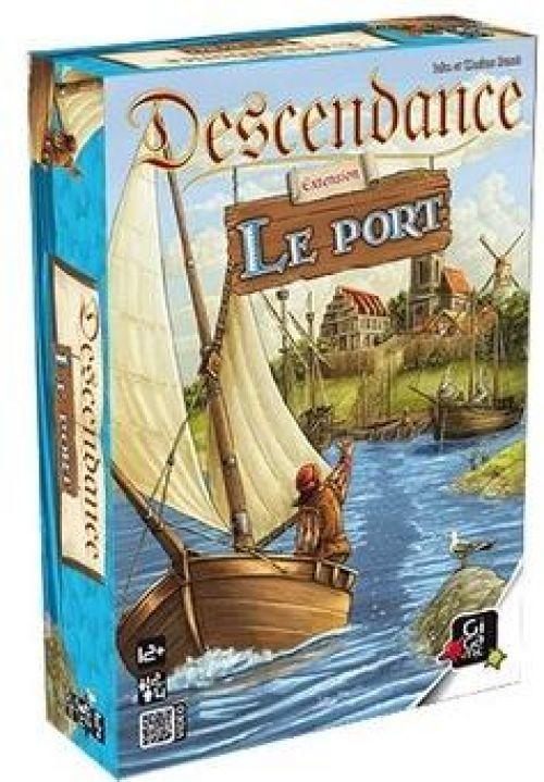 Descendance Extension Le Port