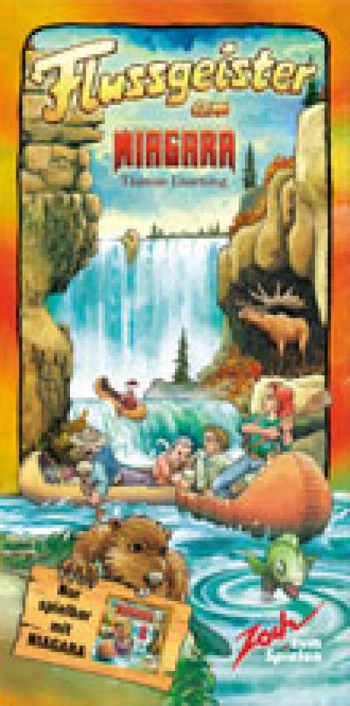 Flussgeister am Niagara