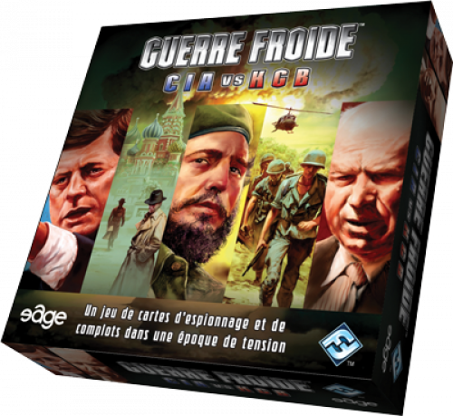 Guerre Froide : CIA vs KGB