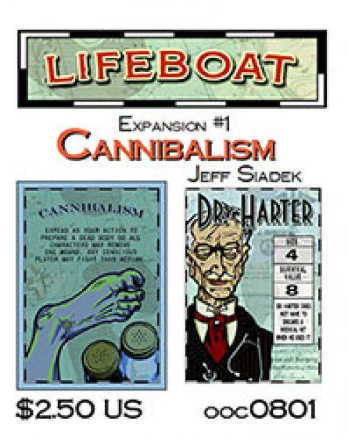 Les naufragés du Titanic - canibalisme