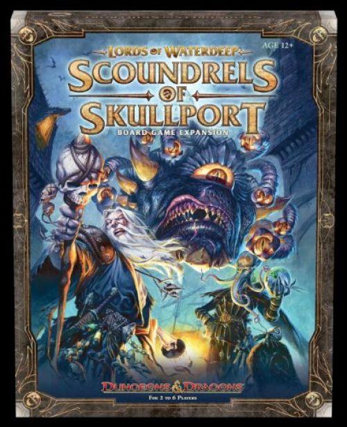 Lords of Waterdeep - Scoundrels of Skullport