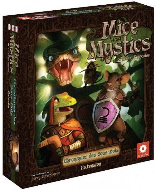 Mice and Mystics: Chroniques des Sous Bois