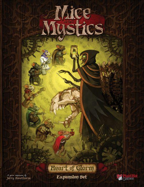 Mice and Mystics - Heart of Glorm