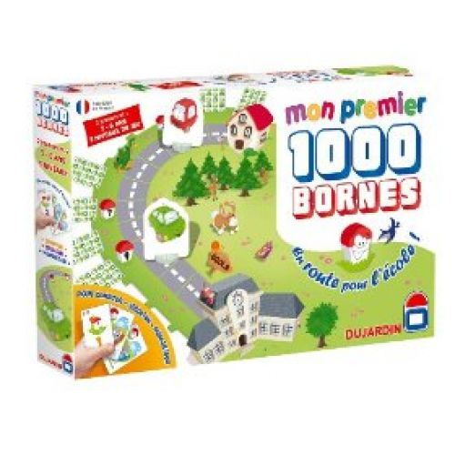 Mon premier 1000 Bornes