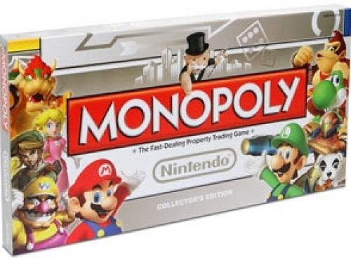 Monopoly Nintendo Collector
