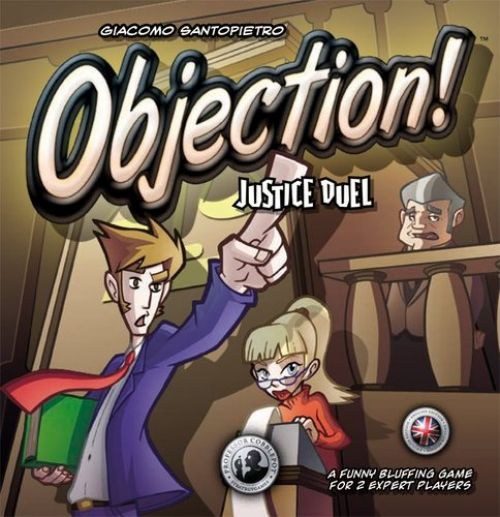 Objection! - Justice Duel