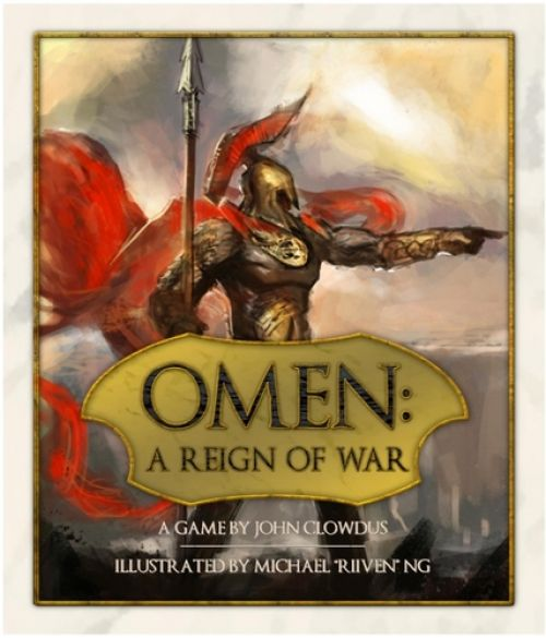 Omen : A reign of war