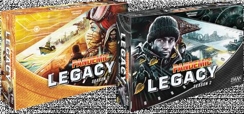 Pandemic Legacy: Saison 2