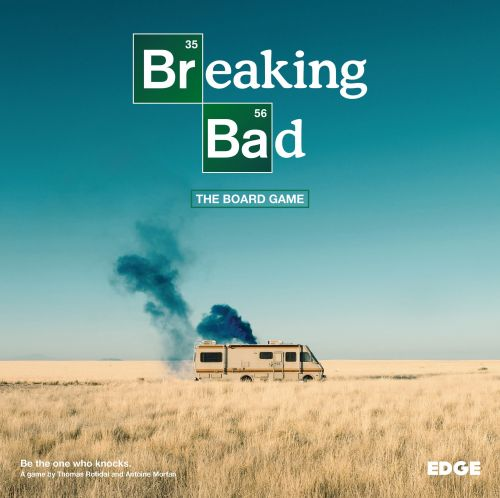 Breaking Bad : Le jeu de plateau