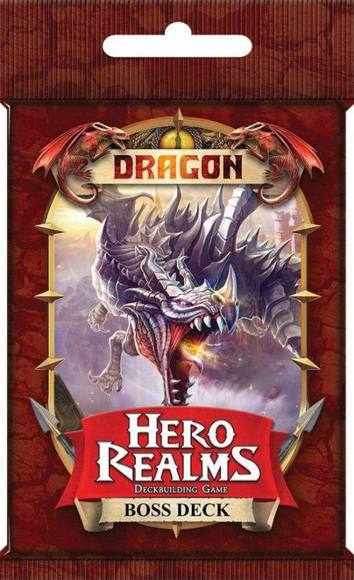 Hero Realms - Boss Deck : Dragon