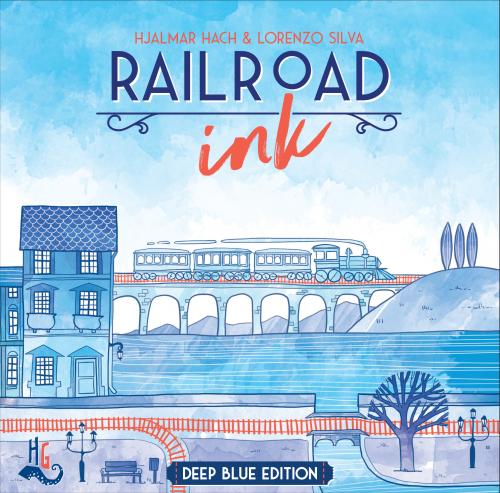 Railroad Ink : Deep Blue Edition