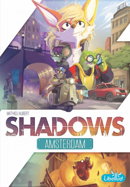 Shadow : Amsterdam