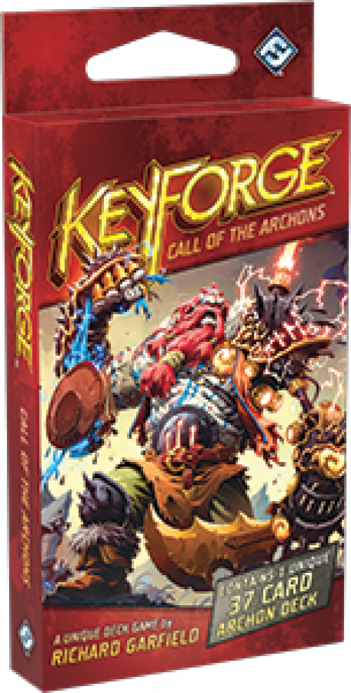 KeyForge : L'appel des Archontes – Archontes Deck