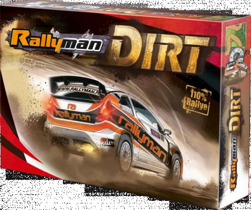 Rallyman - dirt extension