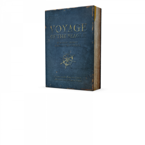Robinson Crusoe : Extension Voyage of the Beagle