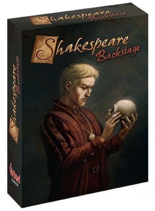 Shakespeare – Backstage