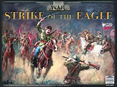 Strike of the eagles
