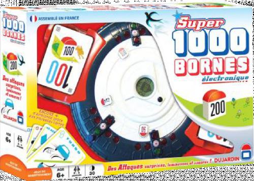 Super 1000 Bornes Electronique