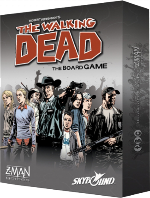 The Walking dead - The Boardgame