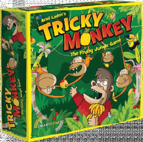 Tricky Monkey