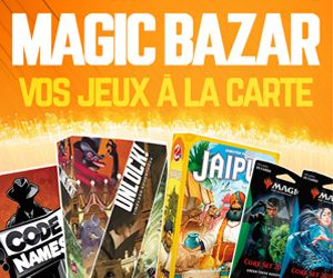 Magic Bazar